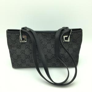 GUCCI Gucci tote bag shoulder ladies canvas 36172