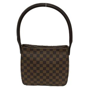 LOUIS VUITTON Louis Vuitton Looping MM Shoulder Bag Damier N51157