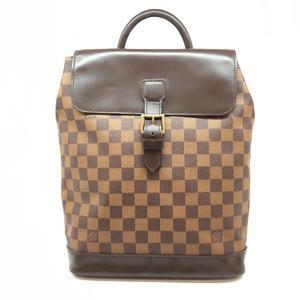 LOUIS VUITTON Louis Vuitton Soho Rucksack Backpack Damier N51132