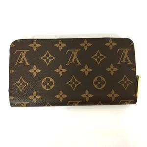 LOUIS VUITTON Louis Vuitton Zippy Wallet Men Women Ladies Monogram M42616