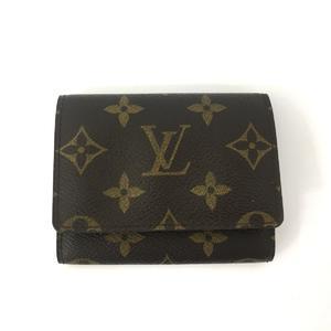 LOUIS VUITTON Louis Vuitton envelop cult to visit digit card case monogram M62920
