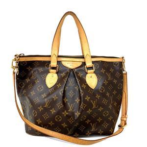 LOUIS VUITTON Louis Vuitton Palermo PM 2way shoulder bag tote monogram M40145