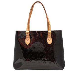 LOUIS VUITTON Louis Vuitton Brentwood Tote Bag Ladies Amarant Verni M91994