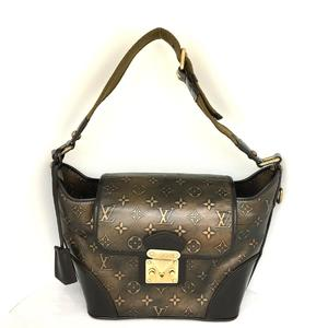 LOUIS VUITTON Louis Vuitton Seljean PM Shoulder Bag Monogram Bronze M95463
