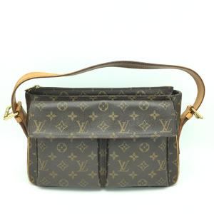 LOUIS VUITTON Louis Vuitton Viva Cite GM Shoulder Bag Ladies Monogram M51163