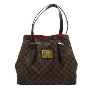 LOUIS VUITTON Louis Vuitton Hampstead MM Tote Bag Ladies Damier N51204