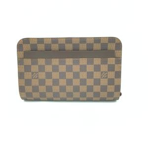 LOUIS VUITTON Louis Vuitton Saint Second Bag Men's Damier N51993