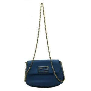 FENDI chain shoulder bag ladies leather 8M0276