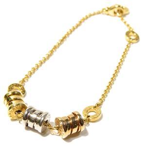 BVLGARI Bvlgari B-zero1 element bracelet K18YG WG PG three gold