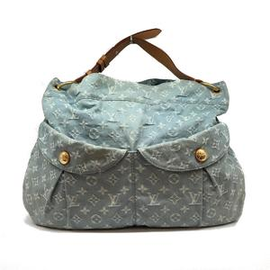 LOUIS VUITTON Louis Vuitton Daily GM Shoulder Bag Ladies Blue Claire Monogram Denim M40492