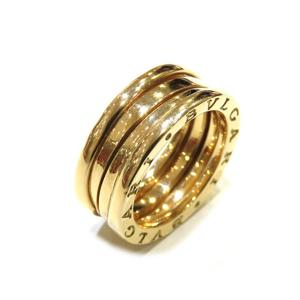 BVLGARI Bvlgari B-zero1 ring S size sale K18YG 750 yellow gold # 53 12.5 No.