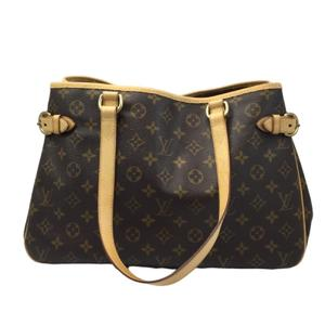 LOUIS VUITTON Louis Vuitton Batignolles Horizontal Shoulder Bag Monogram M51154