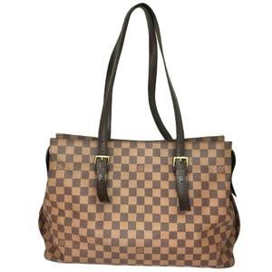 LOUIS VUITTON Louis Vuitton Chelsea tote bag shoulder Damier N51119