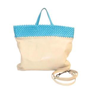 BOTTEGA VENETA 2way shoulder tote bag SALE leather