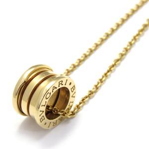BVLGARI Bvzerori Necklace K18YG 750 Yellow Gold