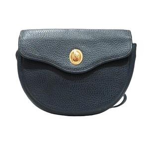 Christian Dior Dior Christian Shoulder Bag Ladies Leather
