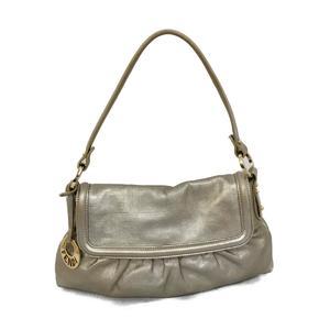 FENDI Zukka pattern bucket shoulder bag handbag leather