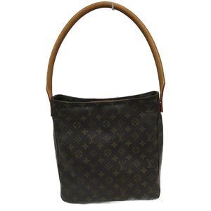 LOUIS VUITTON Louis Vuitton Looping Shoulder Bag Monogram M51145