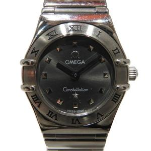 OMEGA Omega Constellation Mini My Choice Watch Wristwatch Quartz Stainless Steel SS 1561.51