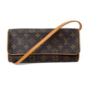 LOUIS VUITTON Louis Vuitton Pochette Twin GM Shoulder Bag Ladies Monogram M51852
