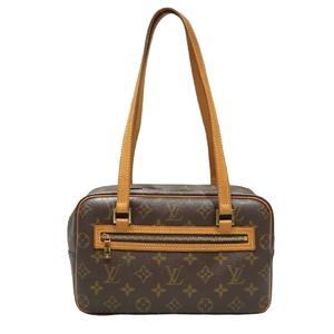 LOUIS VUITTON Louis Vuitton Cite MM Shoulder Bag Ladies Monogram M51182