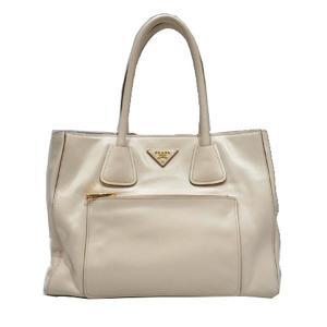 PRADA Prada 2way shoulder tote bag handbag LINO SAFT CALF BN2795