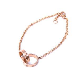 Cartier Baby Love Bracelet Ladies K18PG 750 Pink Gold