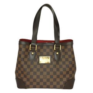 LOUIS VUITTON Louis Vuitton Hampstead PM Tote Bag Ladies Damier N51205