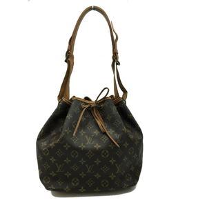 LOUIS VUITTON Louis Vuitton Petite Noe Shoulder Bag Ladies Monogram M42226
