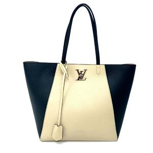 LOUIS VUITTON Rock Mika Bath Shoulder Bag Tote Calf M42289
