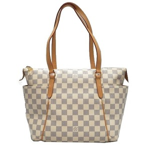 LOUIS VUITTON Louis Vuitton Totally PM shoulder bag Damier Azur N41280