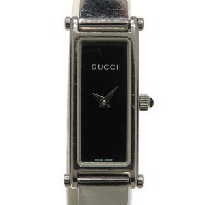 GUCCI Gucci 1500L Watch Ladies Quartz Stainless Steel SS