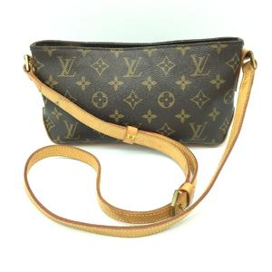 LOUIS VUITTON Louis Vuitton Trotor Shoulder Bag Ladies Monogram M51240