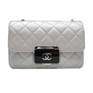 CHANEL Chain Shoulder Bag Ladies Leather
