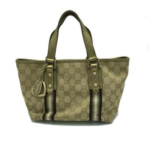 GUCCI Gucci tote bag ladies canvas 139261