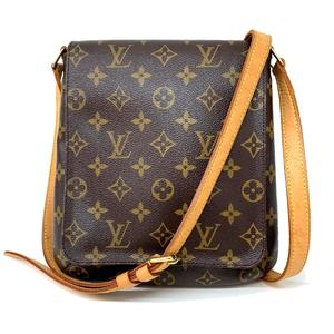 LOUIS VUITTON Louis Vuitton Musette Salsa Long Shoulder Bag Ladies Monogram M51387