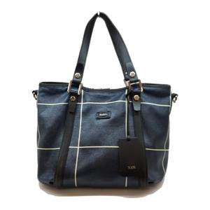TOD'S Tods 2WAY Shoulder Bag Canvas