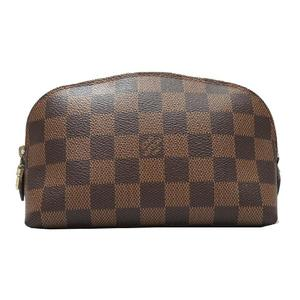 LOUIS VUITTON Louis Vuitton Pochette Cosmetic Pouch Damier N47516