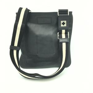 BALLY Barry Shoulder Bag Men Women Calf