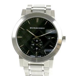 BURBERRY Men's Watch Chronograph Quartz Stainless Steel BU9901