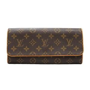 LOUIS VUITTON Louis Vuitton Pochette Twin GM Shoulder Bag Ladies Monogram M51825