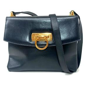 Salvatore Ferragamo Shoulder Bag Ladies Calf