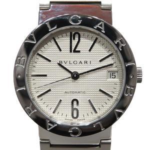 BVLGARI Bvlgari Watch Wrist Boys Automatic Stainless Steel SS BB33WSSD