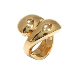 Cartier Inyan Ring K18YG 750 Yellow Gold JEWELRY # 49 No. 9