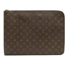 LOUIS VUITTON Louis Vuitton Posh Documan Shoulder Bag Monogram M53456