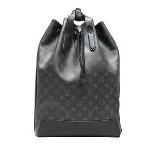 Louis Vuitton Explorer Backpack Rucksack Shoulder Bag Monogram Eclipse M40527
