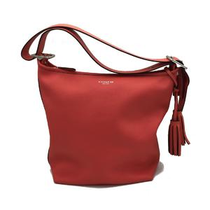 COACH Coach Shoulder Bag Ladies Leather
