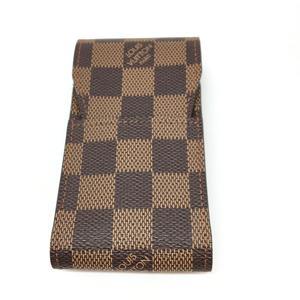 LOUIS VUITTON Louis Vuitton Cigarette Case Monogram N63024