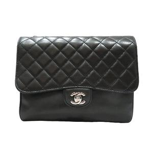 CHANEL Chain Shoulder Bag Ladies Lambskin
