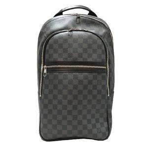 LOUIS VUITTON Louis Vuitton Michael backpack rucksack damier graffiti N58024